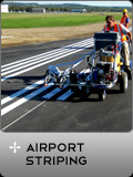 Airport Striping & Marking